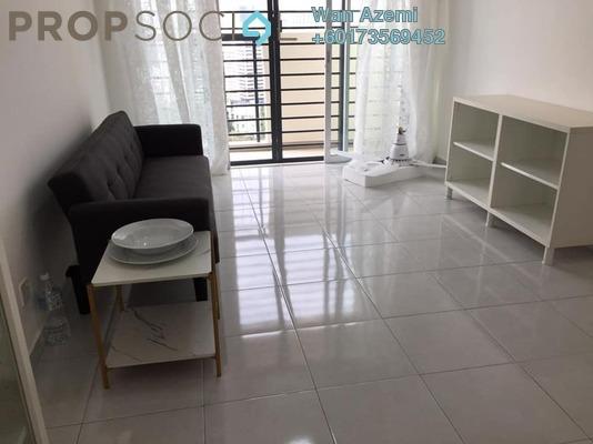 Condominium For Rent in Taman Danau Desa, Taman Desa Freehold Semi Furnished 3R/2B 1.65k