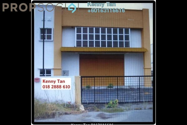 Factory For Sale in Alpine Industrial Park, Shah Alam Freehold Unfurnished 0R/0B 3.85m