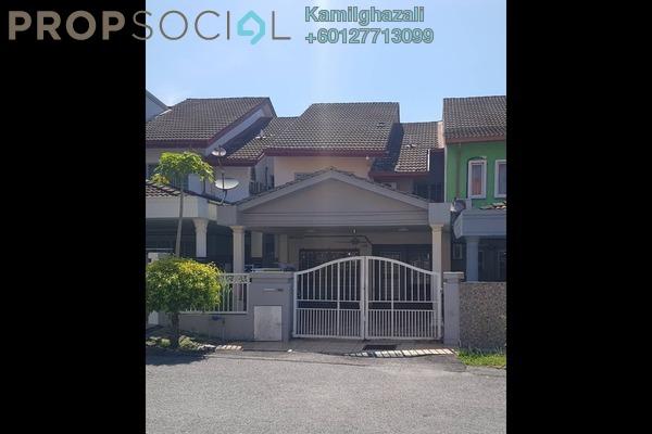 Terrace For Sale in Damai Budi, Alam Damai Freehold Semi Furnished 5R/3B 730k