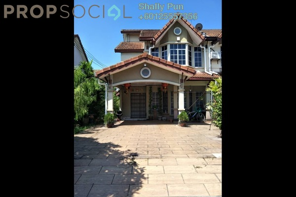 Terrace For Sale in BP11, Bandar Bukit Puchong Freehold Unfurnished 4R/3B 988k