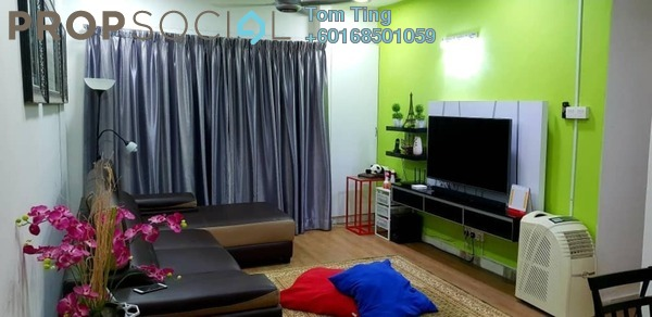 Condominium For Rent in Vista Lavender, Bandar Kinrara Freehold Unfurnished 3R/2B 900translationmissing:en.pricing.unit