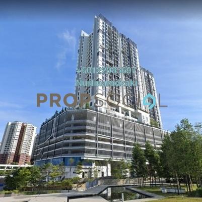 Apartment For Sale in Fera Residence @ The Quartz, Wangsa Maju Freehold Fully Furnished 3R/2B 560k