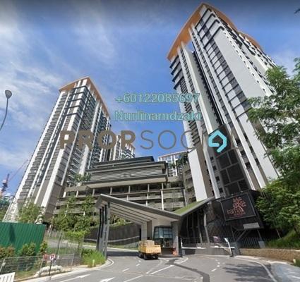 Condominium For Sale in Irama Wangsa, Wangsa Maju Freehold Semi Furnished 3R/2B 770k