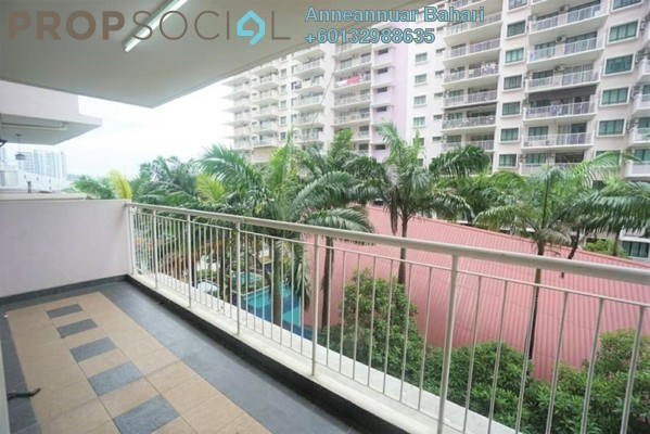 Condominium For Sale in Indah Alam, Shah Alam Freehold Unfurnished 4R/2B 440k
