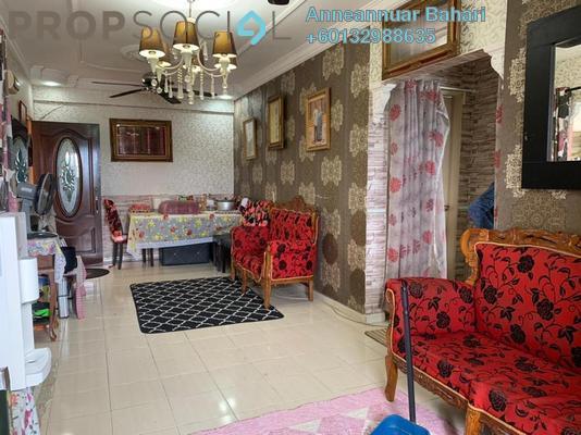 Apartment For Sale in Laguna Biru, Rawang Freehold Semi Furnished 3R/2B 220k