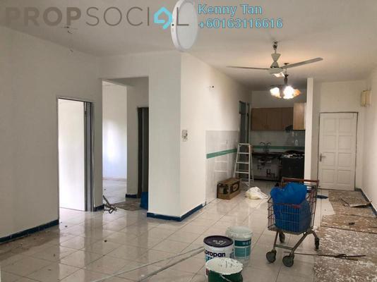 Serviced Residence For Rent in Metropolitan Square, Damansara Perdana Freehold Semi Furnished 3R/2B 1.8k