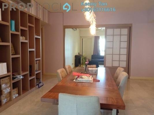 Condominium For Sale in Tiffani Kiara, Mont Kiara Freehold Fully Furnished 3R/1B 1.39m
