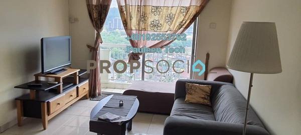 Condominium For Rent in Anggun Puri, Dutamas Freehold Fully Furnished 3R/2B 1.4k