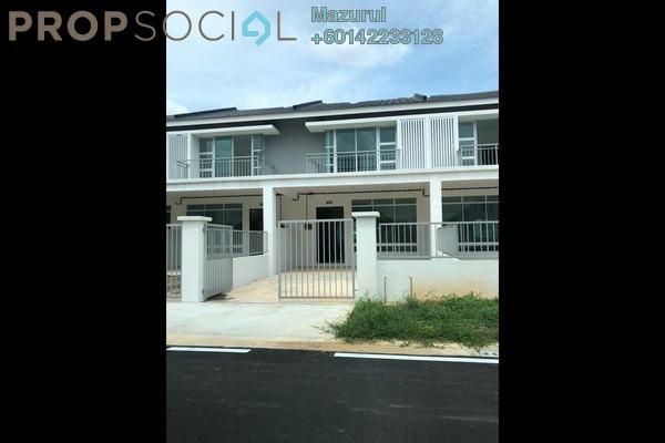 Terrace For Sale in Taman Senai Utama, Senai Freehold Unfurnished 4R/3B 400k