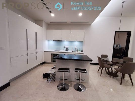 Condominium For Sale in Banyan Tree, KLCC Freehold Fully Furnished 2R/2B 2.43m