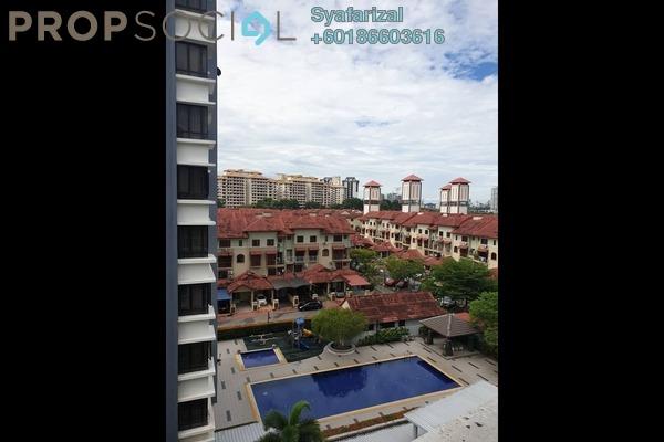 Duplex For Sale in Laman Tasik Condominium, Bandar Sri Permaisuri Freehold Unfurnished 5R/4B 1m
