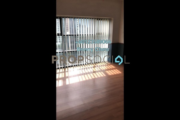 Office For Sale in Plaza 138, KLCC Freehold Semi Furnished 0R/0B 530k