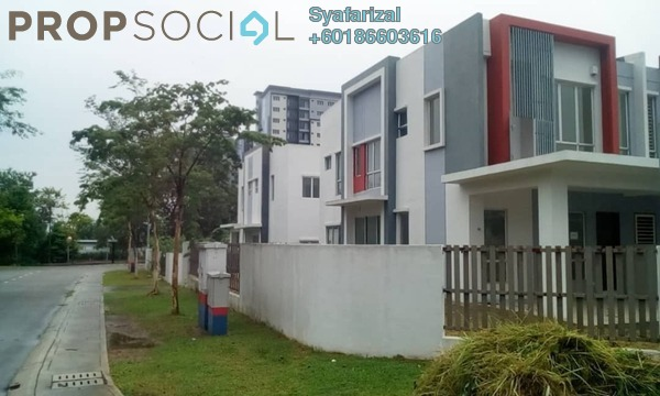 Terrace For Sale in Setia EcoHill, Semenyih Freehold Unfurnished 4R/3B 735k