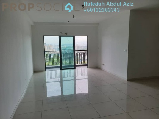 Condominium For Rent in Emira, Shah Alam Freehold Semi Furnished 4R/2B 2k