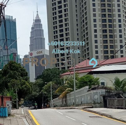 Bungalow For Rent in Jalan Aman, KLCC Freehold Unfurnished 0R/0B 15k
