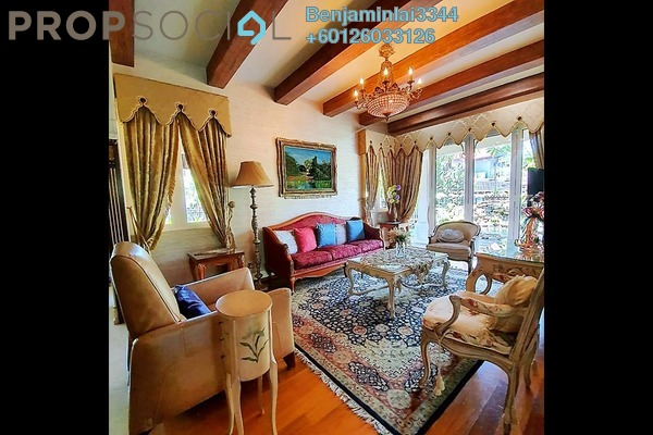 Bungalow For Sale in Glenmarie Residences, Glenmarie Freehold Fully Furnished 5R/6B 5.8m