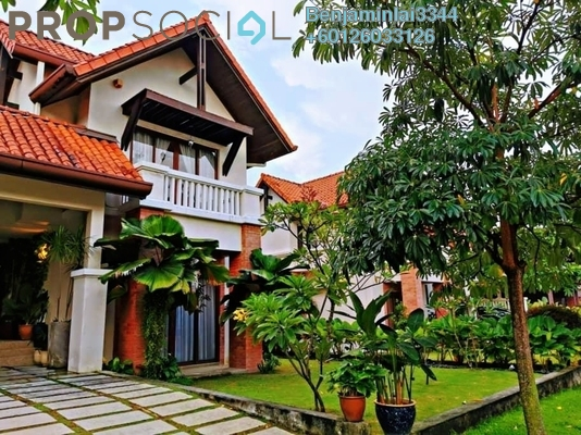 Bungalow For Sale in Glenmarie Residences, Glenmarie Freehold Fully Furnished 6R/7B 4.2m