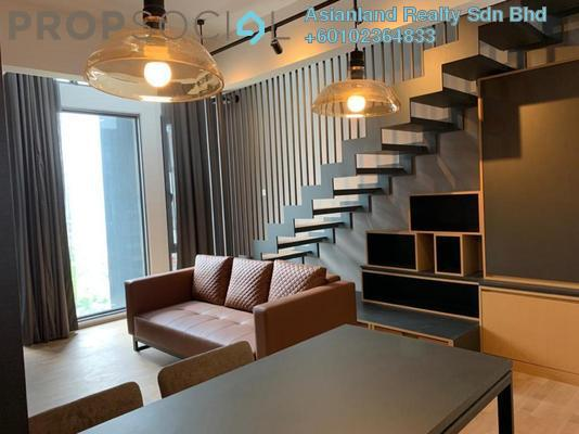 Condominium For Rent in TWY Mont Kiara, Mont Kiara Freehold Fully Furnished 2R/1B 2.6k