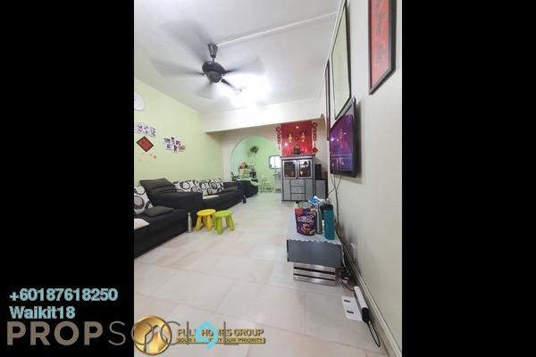 Terrace For Sale in Taman Damai Jaya, Skudai Freehold Semi Furnished 3R/2B 300k
