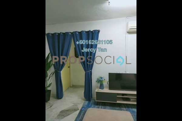 Apartment For Sale in Taman Serdang Raya, Seri Kembangan Freehold Semi Furnished 3R/2B 2.3m