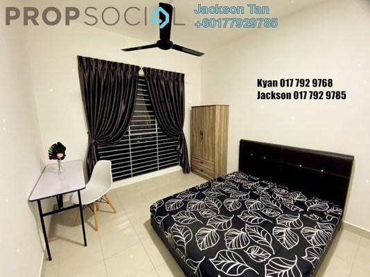 Condominium For Rent in SkyAwani 2, Jalan Ipoh Freehold Fully Furnished 1R/0B 550translationmissing:en.pricing.unit