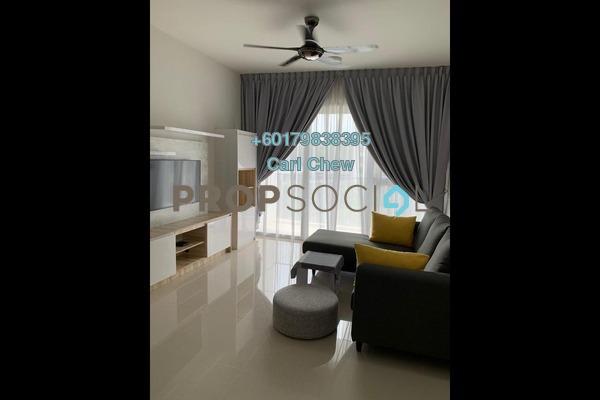 Condominium For Rent in Verdi Eco-dominiums, Cyberjaya Freehold Fully Furnished 2R/2B 2.1k