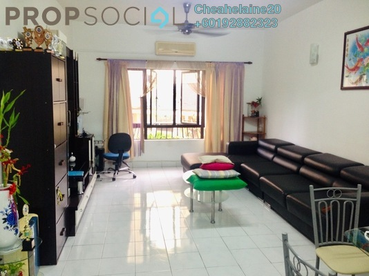 Apartment For Sale in Casa Venicia Greenview, Selayang Freehold Semi Furnished 3R/2B 350k