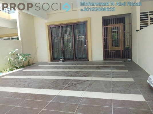 Terrace For Sale in Taman Nilai Perdana, Nilai Freehold Unfurnished 4R/3B 525k