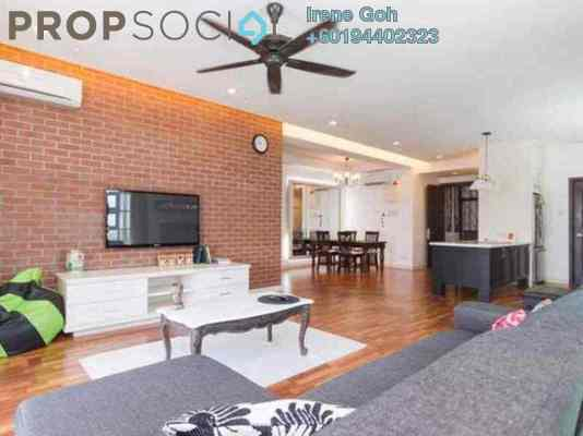 Condominium For Rent in The Brezza, Tanjung Tokong Freehold Fully Furnished 2R/2B 2.8k