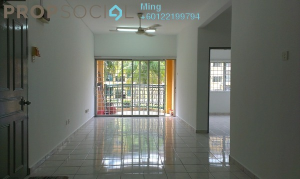 Apartment For Rent in Sri Camellia Apartment, Bandar Puteri Puchong Freehold Unfurnished 3R/2B 1k