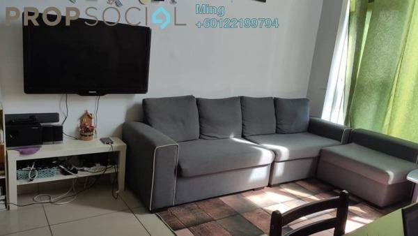 SoHo/Studio For Rent in The Scott Garden, Old Klang Road Freehold Fully Furnished 2R/2B 2k