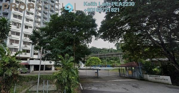 Condominium For Rent in Menara Seputih, Seputeh Freehold Fully Furnished 3R/2B 2k