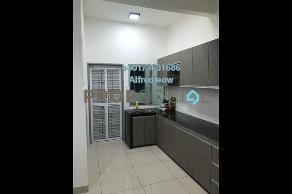 Condominium For Rent in DeSkye Residence, Jalan Ipoh Freehold Fully Furnished 3R/2B 1.5k