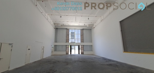 Factory For Rent in Section 23, Shah Alam Freehold Semi Furnished 1R/1B 14k