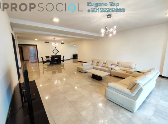 Condominium For Sale in Cendana, KLCC Freehold Fully Furnished 4R/5B 2.98m