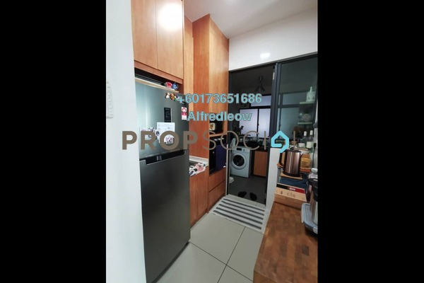 Condominium For Rent in KL Traders Square, Kuala Lumpur Freehold Fully Furnished 3R/2B 1.7k