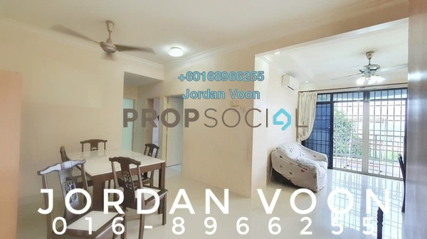 Condominium For Rent in Vistaria Condominium, Sungai Ara Freehold Semi Furnished 3R/2B 1k