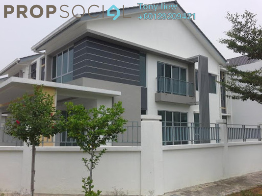 Semi-Detached For Sale in Bandar Parklands, Klang Freehold Unfurnished 5R/5B 1.9m