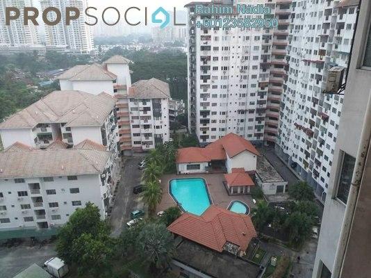 Condominium For Sale in Sri Suajaya, Sentul Freehold Semi Furnished 3R/2B 365k