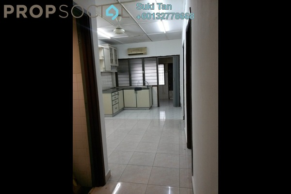 Terrace For Sale in SD3, Bandar Sri Damansara Freehold Semi Furnished 3R/2B 650k
