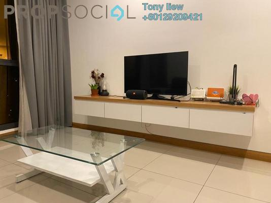 Condominium For Rent in KL Gateway, Bangsar South Freehold Fully Furnished 2R/2B 2.7k