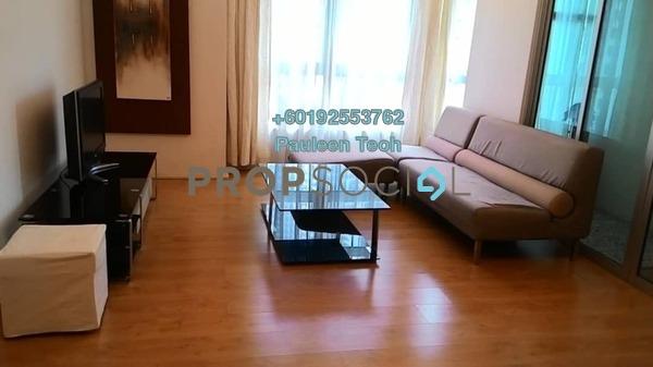 Serviced Residence For Sale in i-Zen Kiara I, Mont Kiara Freehold Fully Furnished 2R/2B 780k