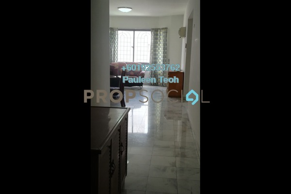 Condominium For Sale in Faber Heights, Taman Desa Freehold Semi Furnished 2R/2B 480k