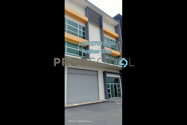 Factory For Sale in Perdana Industrial Park, Port Klang Freehold Unfurnished 4R/6B 3.75m