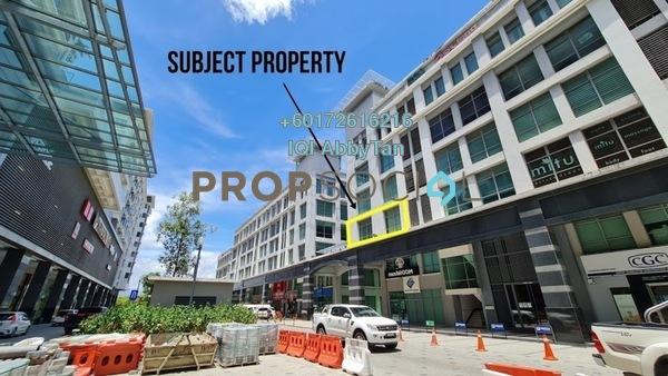 Office For Rent in KK Times Square, Kota Kinabalu Freehold Unfurnished 0R/2B 4.5k