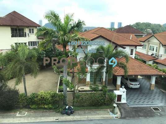 Bungalow For Sale in Kemensah Heights, Kemensah Freehold Semi Furnished 6R/5B 2.9m