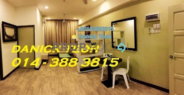 Condominium For Rent in Permai Ria, Tanjung Bungah Freehold Fully Furnished 3R/2B 1k