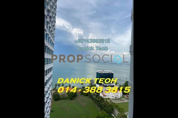 Condominium For Rent in Sri Perdana, Georgetown Freehold Fully Furnished 3R/2B 1.7k