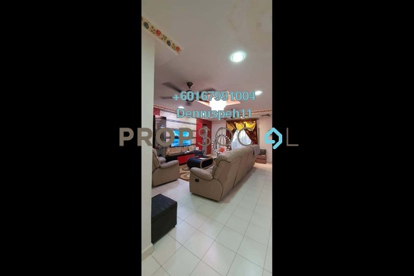 Terrace For Sale in Lakeside Residency, Bandar Seri Alam Freehold Unfurnished 5R/5B 595k