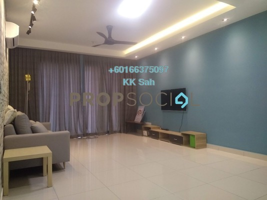 Condominium For Sale in You Vista @ You City, Batu 9 Cheras Freehold Fully Furnished 4R/3B 699k